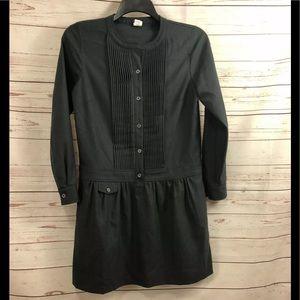 J Crew Schoolgirl Shift Tunic Mini Dress Pockets 6